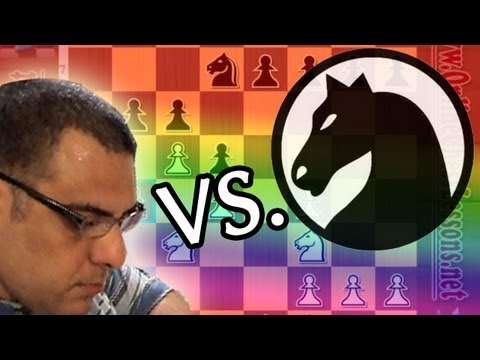 Kingscrusher vs ChessNetwork ⚡ Blitz Chess