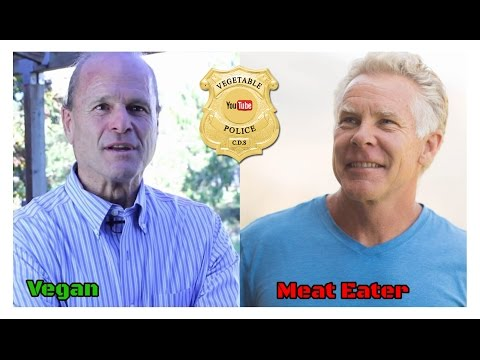 Anti aging diet treatment.  Who ages faster Vegans or Meat Eaters?