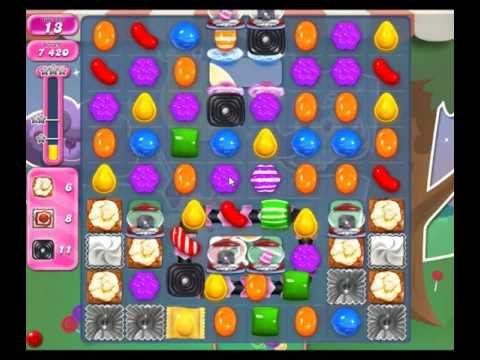 Candy Crush Saga Level 2347 - NO BOOSTERS