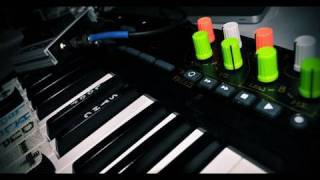 2 Octave Keyboard Map for Traktor Pro