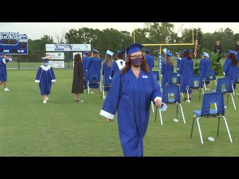 Interlachen High School Graduation 2020