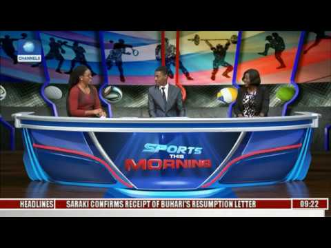 D'Tigress Looking Over Guinea Ezeani |Sports This Morning|
