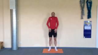 Грыжа диска. Вытяжение и разгрузка позвоночника. Дополнение. Часть 1(В этом видео я покажу вам дополнительное упражнение к первой части как с помощью упражнений на вытяжение..., 2016-06-01T20:36:02.000Z)