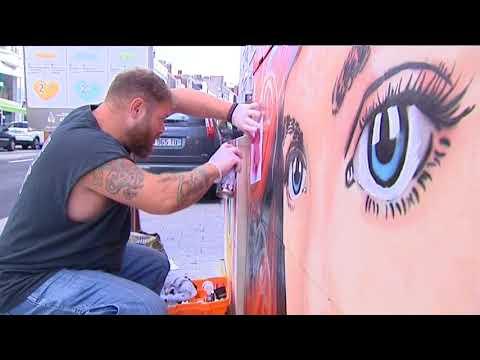 A Boulogne-sur-mer, de l'art au coin des rues