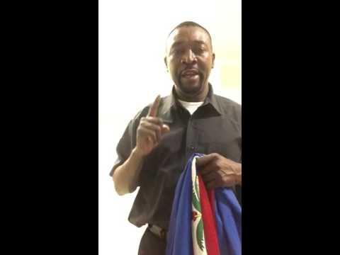The HAITIAN Flag is the Freedom Flag not Just Haiti Flag