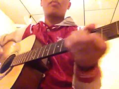 Rapuh by Nastia Cover by Alvie jai