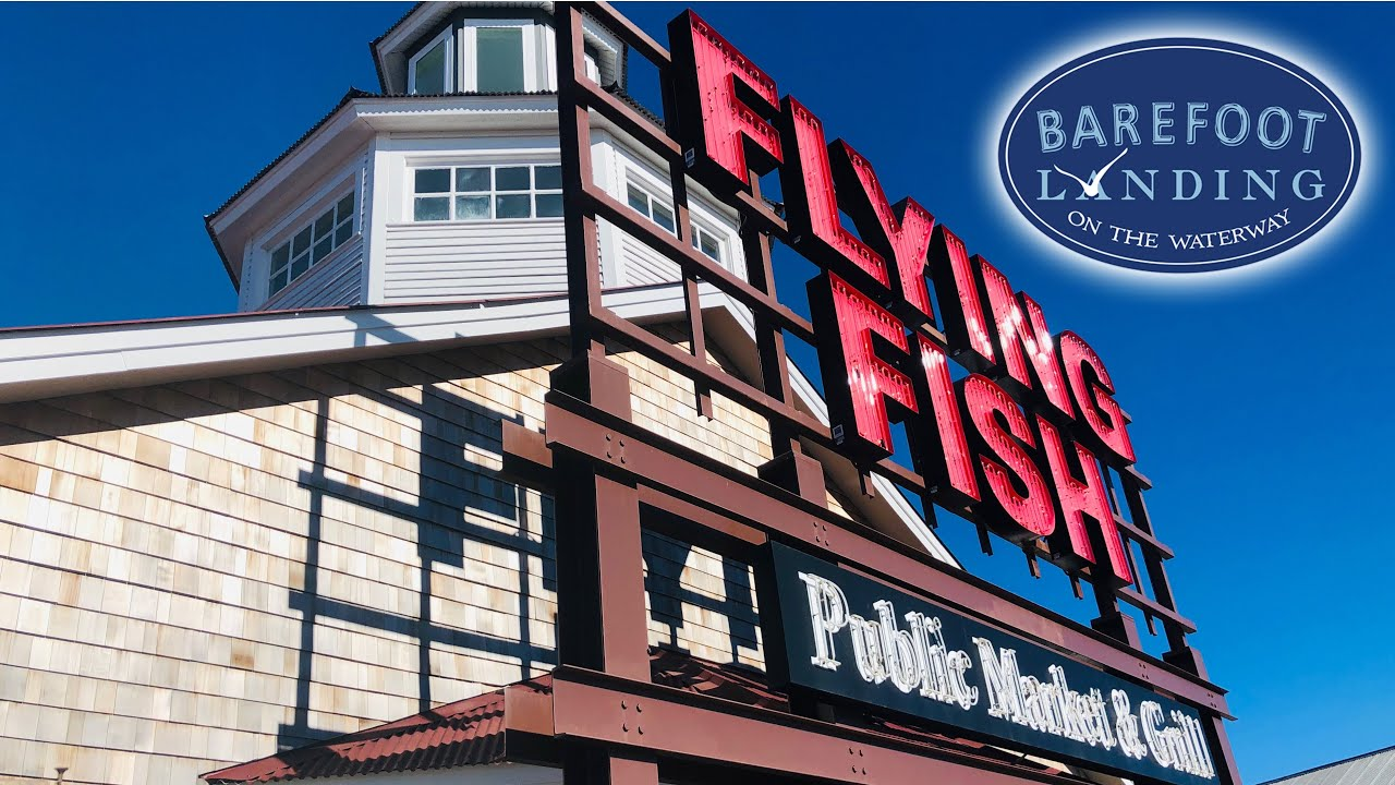 Flying Fish Restaurant At Barefoot
