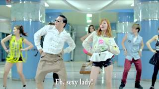 Cover images PSY - GANGNAM STYLE English Subtitle Full HD