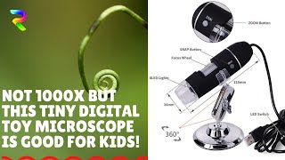 Digital Microscope 1000x for K…