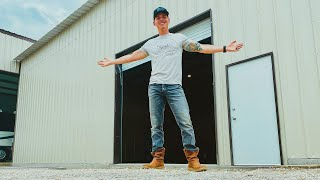 1st look! We built a new warehouse!