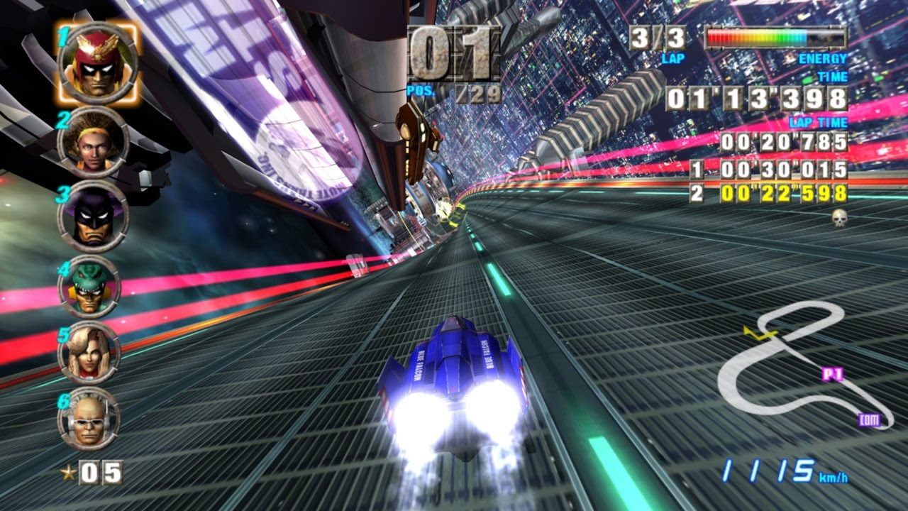 Image result for F-Zero on Switch
