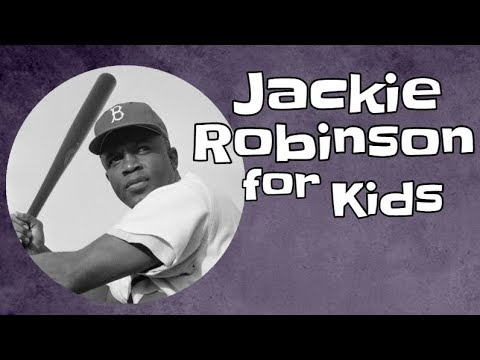 Jackie Robinson for Kids | Biography Video