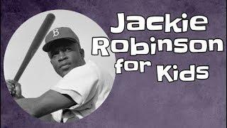 #jackie robinson biography