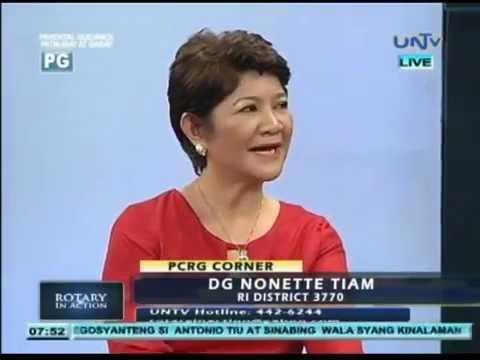 Exclusive Interview with DG Nonette Tiam