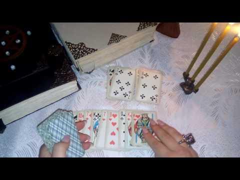 Как раскладывать пасьянс 36 карт на желание