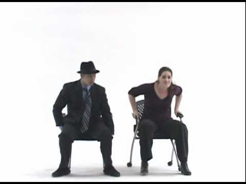 Office Chair Dance 01