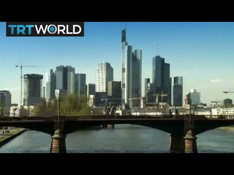 Germany Economy: Frankfurt eager to become Europe's banking hub