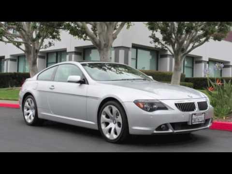BMW CI YouTube - 2006 bmw 645ci