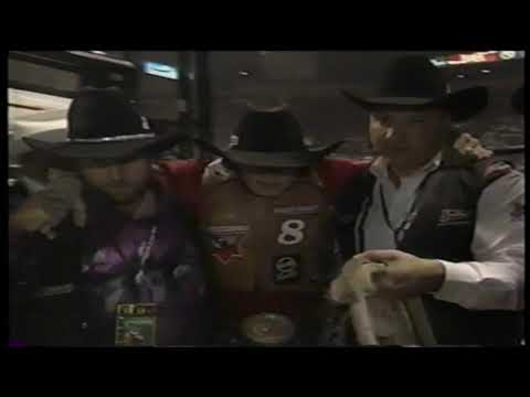 The Noid steps on J.W. Hart 97 PBR Finals