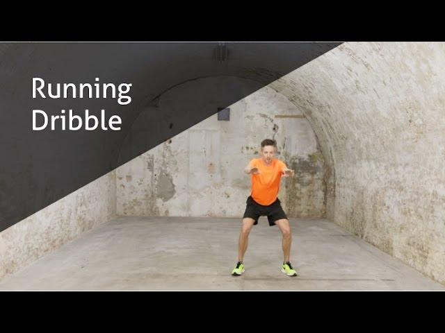 Running Dribble - hoe voor ik deze oefening goed uit?