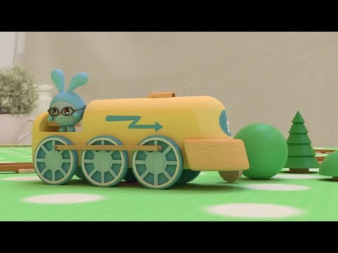 видео: Малышарики - Новые серии - Паровозики (Серия 103) Развивающие мультики для самых маленьких