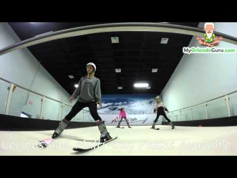 WinterClub Indoor Ski And Snowboard Simulator In Orlando, Fl