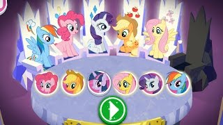 Download My Little Pony Harmony Quest All Ponies Unlocked - Part 12 - App for Kids Mp3 and Videos
