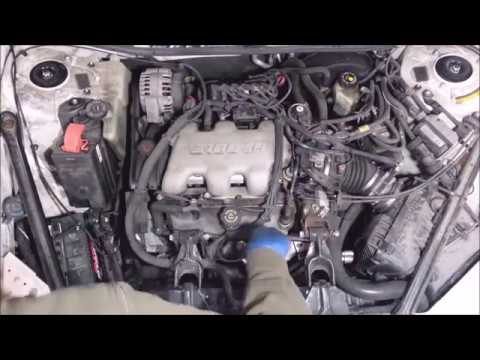 2000 2002 3 1l Buick Century Regal Grand Prix Tune Up Youtube