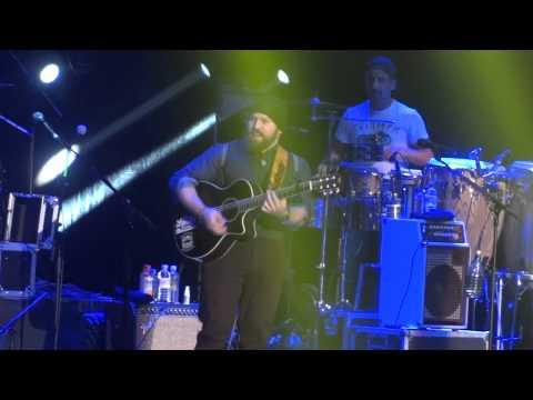 Zac Brown Band in London UK 3/15/14 - Island Song
