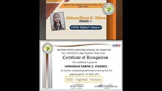 Congratulations Ate Sabine and…