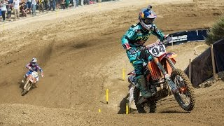 Glen Helen 450 Moto 2: Ryan Dungey vs. Ken Roczen Final Lap