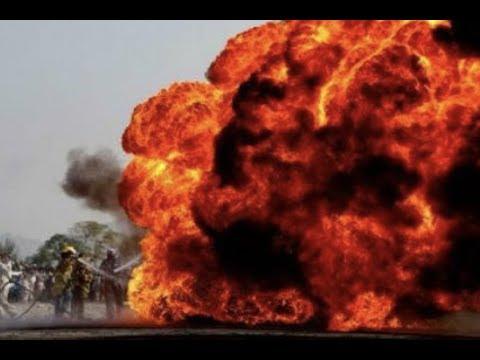 """Breaking News: """"Pakistan Oil Tanker Explodes 146 Dead 100 Injured"""""""
