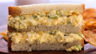 Easy Egg Salad - How To Make The Easiest Way