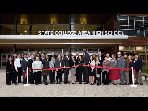 State College Area High School Campus Dedication Ceremony