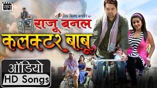 Raju Banal Collector Babu Monalisa | New Bhojpuri Movie Hit Songs 2017 | Nav Bhojpuri