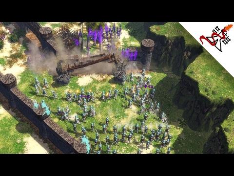 Прохождение  Age of Empires 3 №1. Оборона Мальты