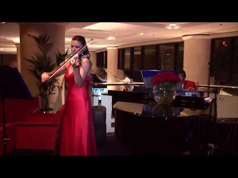 Wonderful Tonight   Violin LIVE