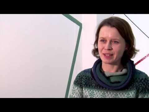 Rauminstallationen von Anna-Maria Kursawe