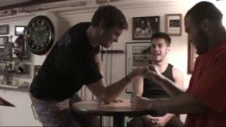 Hilarious Polish Arm Wrestling Prank
