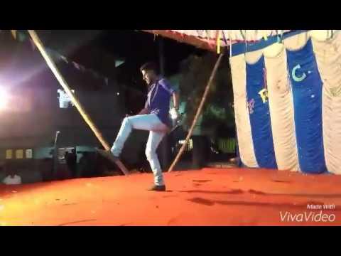 Bairavaa Song Dance With Sampath