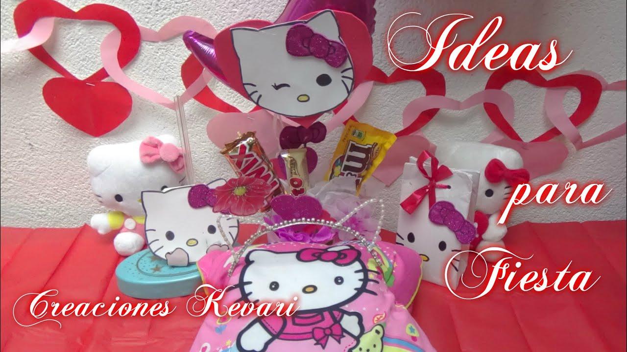 Ideas para fiesta de hello kitty dulcero invitaci n - Ideas para fiestas ...