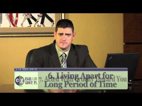 On What Grounds can You File for Divorce in Texas? Dallas Family Law Attorney Eric Engel Explains