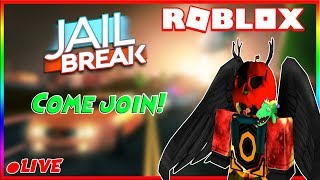 🔴🎮(Road to 5K!) Roblox jailbreak and more with subs! Come join 🎮🔴