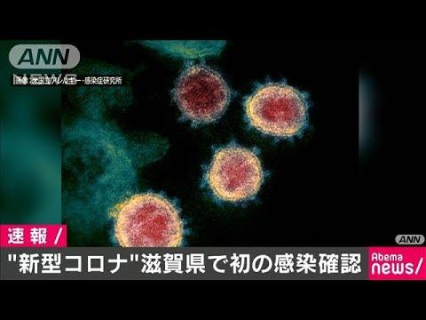 ウイルス 滋賀 コロナ