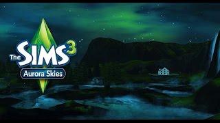 Sims 3 - Aurora Skies