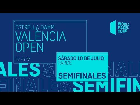 Semifinales Tarde - Estrella Damm València Open 2021 - World Padel Tour