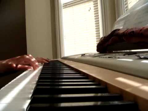 Indonesian Christian Song - Kau Yang Terindah (You are The Most Beautiful) (Piano Cover)