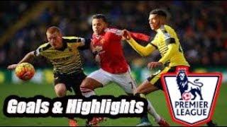 Watford vs Manchester United - Goals & Highlights - Premier League 18-19