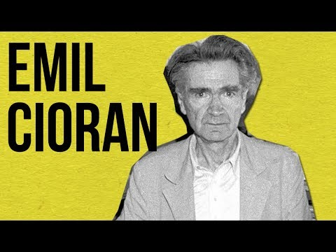 PHILOSOPHY - Emil Cioran