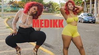 Yanqiue Curvy Diva &  EX-FRIEND Diss!ng Each Other Because....MEET Medikk